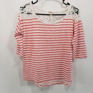 Womens Size Small  Blouse By Poof!